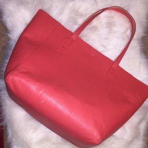 Merona extra large reversible tote bag